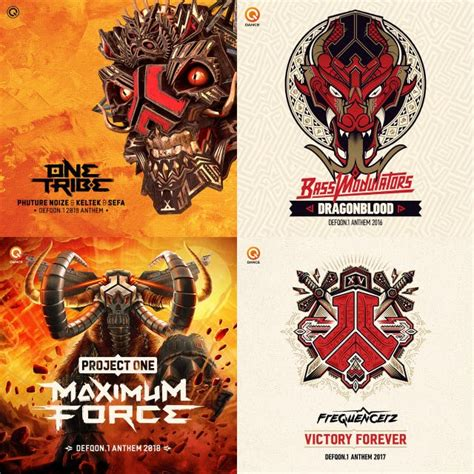 Defqon 1 Anthems on Spotify