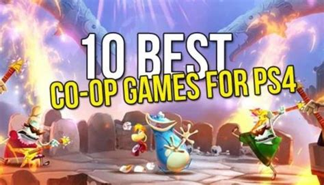 10 Great PS4 Co-Op/Split Screen Games to Play on One