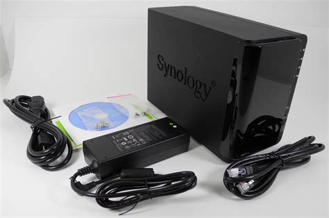 Unboxing and Setup Impressions - Synology DS211+ SMB NAS