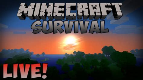Minecraft Survival - Just some Cave Exploring (Live-Stream