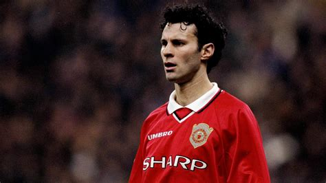Ryan Giggs Manchester United Champions League - Goal