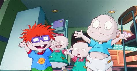 Can You Name These Rugrats Characters?   Playbuzz