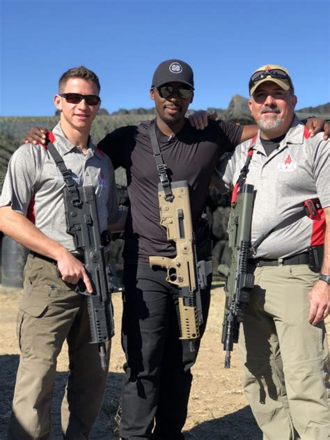 My Weekend with Colion Noir and IWI - The Truth About Guns