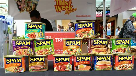 2019 Waikiki Spam Jam: Celebrating a Canned Delicacy While