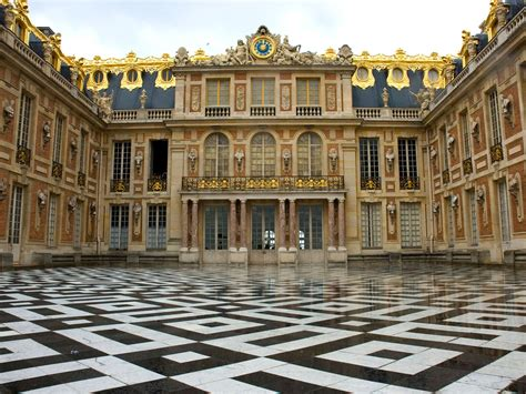 Palace Of Versailles, Versailles, France - Activity Review