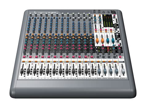 Behringer XENYX XL1600 16-Channel Mixer   zZounds