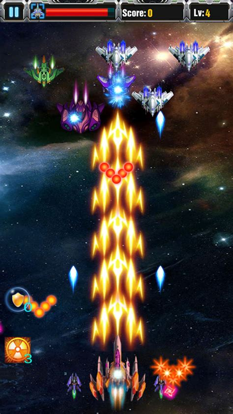 Galaxy Shooter Space Shooting for Android - Free download