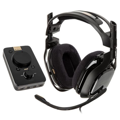 Astro Gaming A40 Headset + MixAmp Pro TR Blac… | OcUK