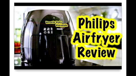 Philips Air Fryer Review Hindi   Philips Airfryer XL India