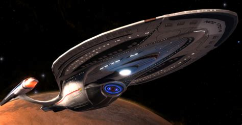 USS Enterprise NCC-1701 F screenshots, images and pictures