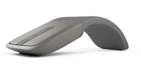 Microsoft Announces Arc Touch Bluetooth Mouse, Available