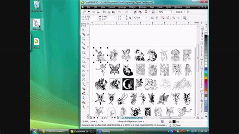 CorelDRAW Automation, Export Clipart Function - YouTube