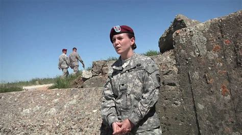Paratroopers Remember D-Day on Its 68th Anniversary - YouTube