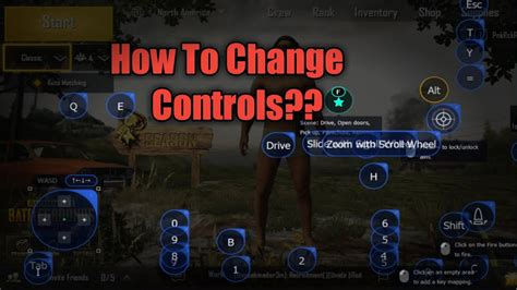 How To Customize Controls In PUBG Mobile Emulator! Change