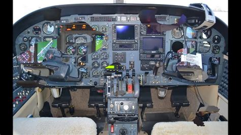 Cessna 441 Conquest II Full Panel Upgrade - YouTube