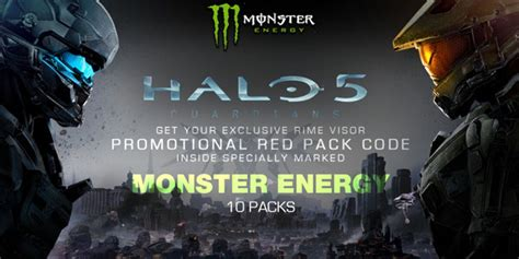 Halo Monster Energy Partnership Continues, Skipping