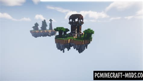 Sky CTM - Survival Map For Minecraft 1