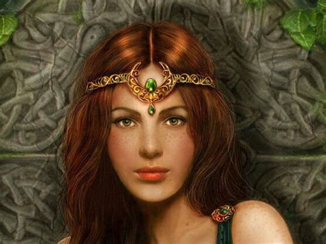 Which Celtic Goddess Are You?   Playbuzz