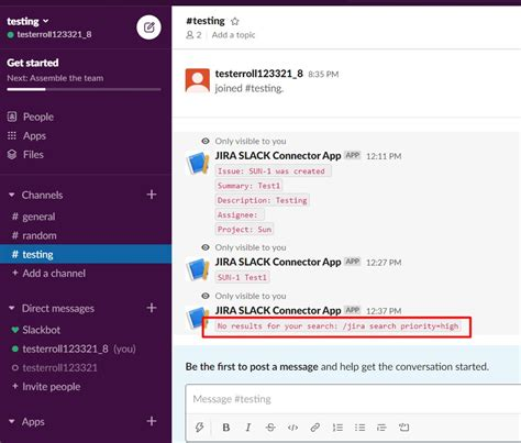 Search for a Jira issue in Slack using JQL - Bitband