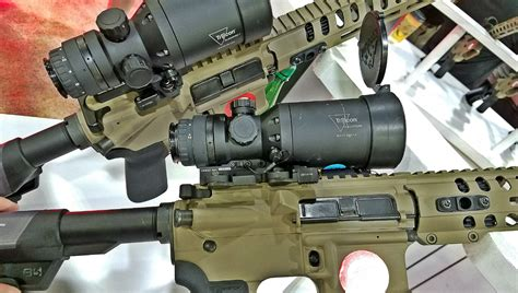 New Optics From Trijicon at NRA Annual Meetings - The