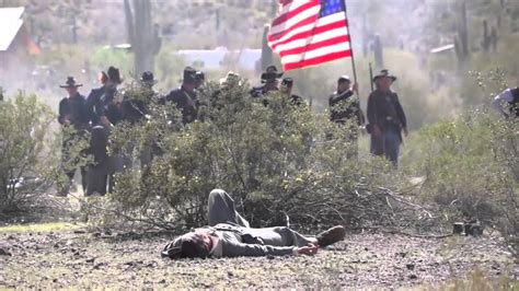 Civil War in the Southwest: Battle of Picacho Pass - YouTube