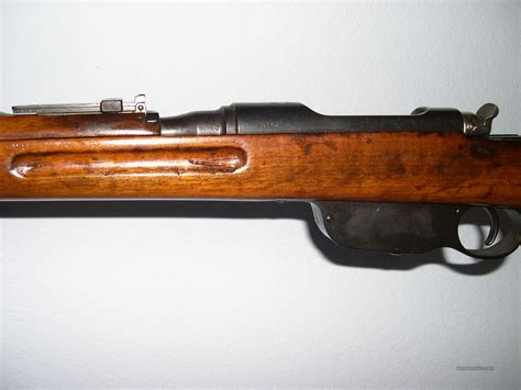 Steyr M95 / M30 Rifle with 8 x 56R ammo for sale