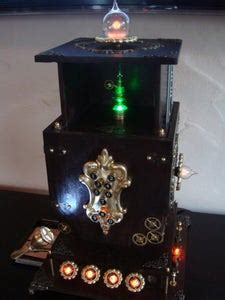 Aetherias Secret - a Steampunk Safe With Nixie Display : 6
