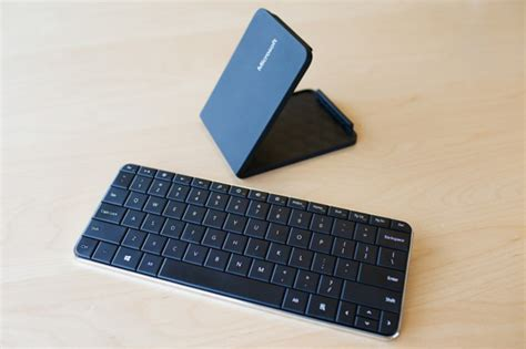 Microsoft Wedge Touch Mouse & Keyboard for On-the-go Computing