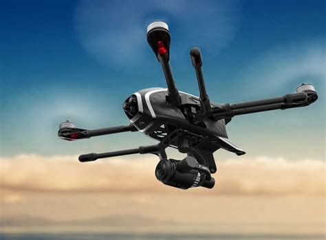 PowerEye Drone with Dual Viewing & 4K Thermal Camera