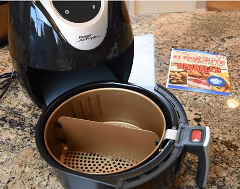 Power Air Fryer XL Review and Testing   Healthy and Wise