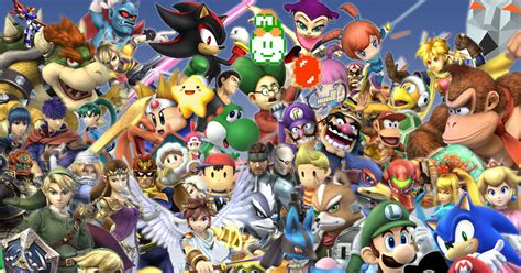 Can You Name These Nintendo Characters?   Playbuzz