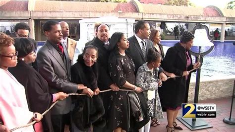 Bernice King reflects on her father's legacy on 50th